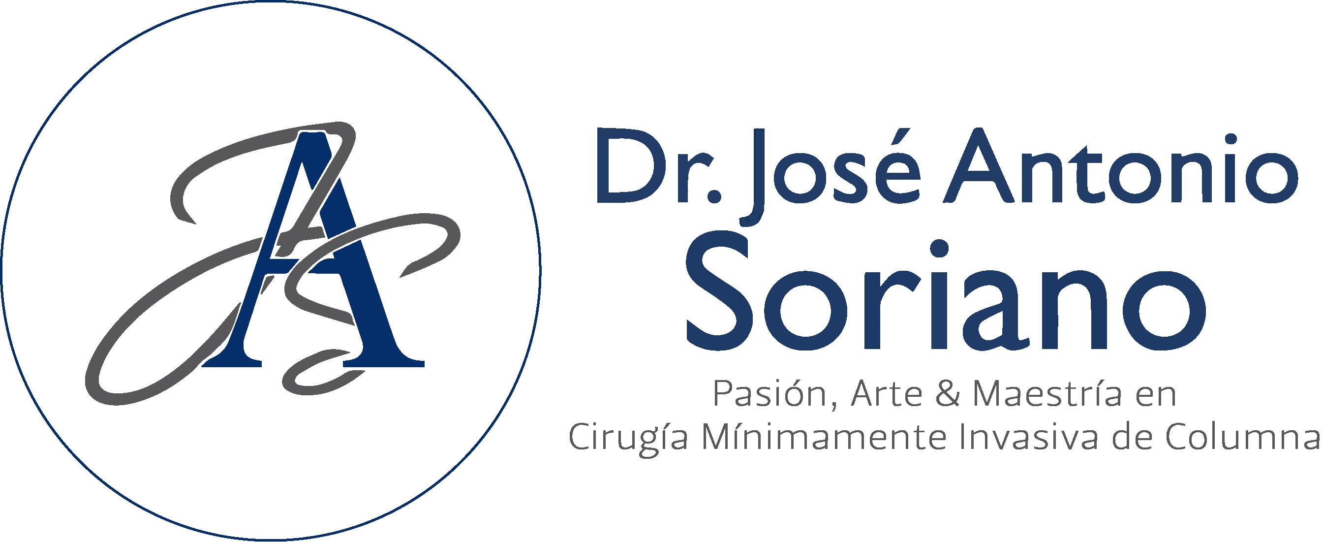 Dr. José Antonio Soriano