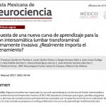 Propuesta de una nueva curva de aprendizaje para la fusión intersomática lumbar transforaminal mínimamente invasiva: ¿Realmente importa el entrenamiento?