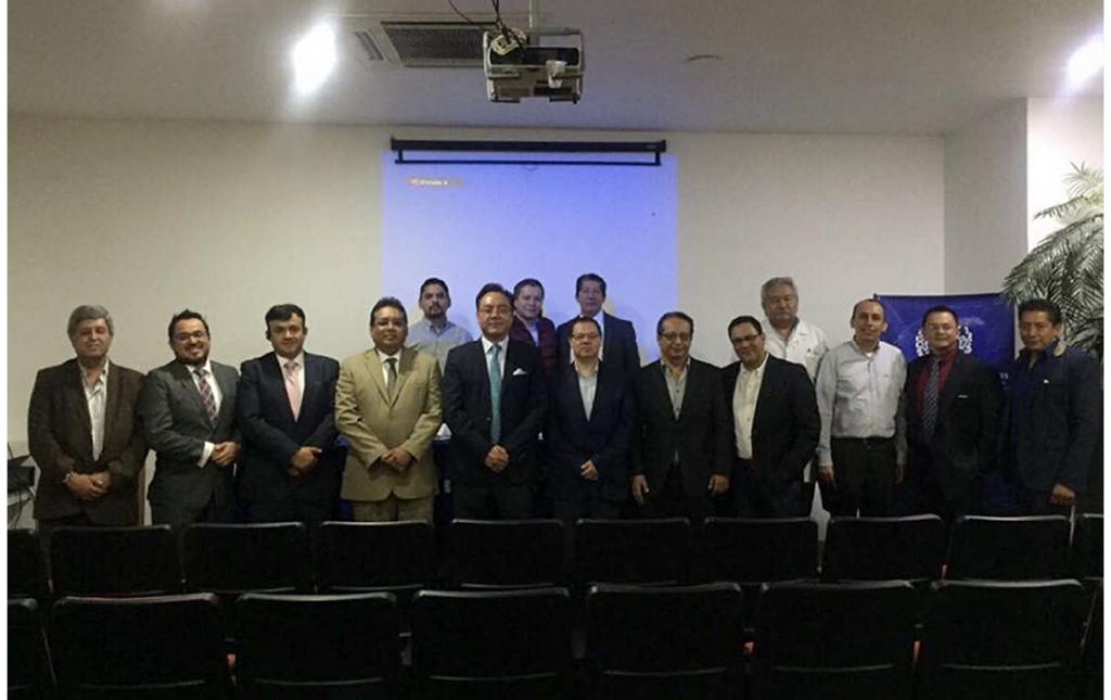 Dr José Antonio Soriano de visita en Puebla con sus Colegas Neurocirujanos del Colegio Poblano de Neurocirugía 2017