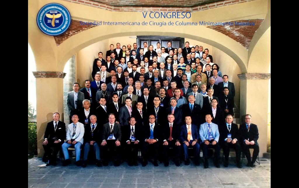 V Congreso de la Sociedad Interamericana de Cirugía de Columna Minimamente Invasiva