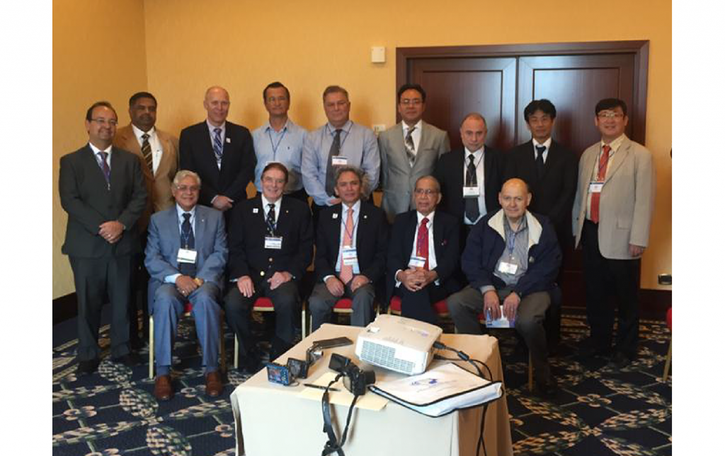 Spine Committee of the World Federation of Neurosurgical Societies (WFNS) 2016